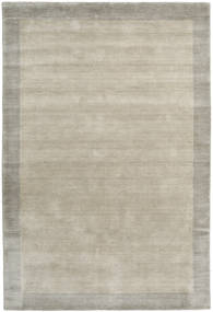 Handloom Frame - Greige Tapete 160X230 Moderno Cinzento Claro (Lã, Índia)