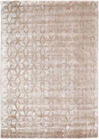 Diamond - Soft_Beige Tapete 140X200 Moderno Cinzento Claro/Branco/Creme ( Índia)