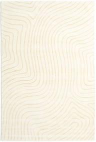 Woodyland - Bege Tapete 250X350 Moderno Bege/Branco/Creme Grande (Lã, Índia)