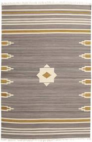 Tribal - Cinzento Tapete 200X300 Moderno Tecidos À Mão Cinzento Claro/Bege (Lã, Índia)