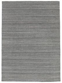 Tapete De Exterior Petra - Dark_Mix Tapete 140X200 Moderno Tecidos À Mão Cinza Escuro/Azul Claro ( Índia)