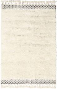 Dixon Tapete 140X200 Moderno Tecidos À Mão Bege/Branco/Creme (Lã, Índia)