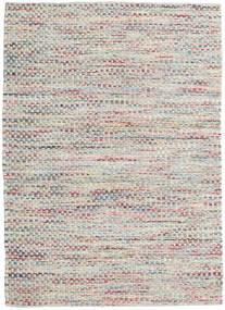 Tindra - Multi Tapete 170X240 Moderno Tecidos À Mão Cinzento Claro/Bege Escuro (Lã, Índia)