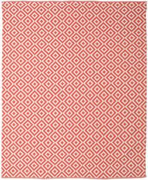 Torun - Coral/Neutral Tapete 250X300 Moderno Tecidos À Mão Luz Rosa/Vermelho Grande (Algodão, Índia)