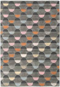 Candy - Cinzento/Multi Tapete 200X300 Moderno Cinza Escuro/Cinzento Claro (Lã, Índia)