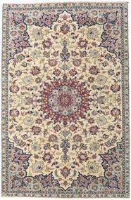 Najafabad Patina Tapete 215X330 Oriental Feito A Mão Cinzento Claro/Bege (Lã, Pérsia/Irão)