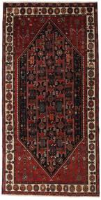 Balúchi Patina Tapete 150X295 Oriental Feito A Mão Tapete Passadeira Vermelho Escuro/Castanho Escuro (Lã, Pérsia/Irão)