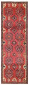 Ardabil Patina Tapete 85X260 Oriental Feito A Mão Tapete Passadeira Vermelho Escuro/Castanho Alaranjado (Lã, Pérsia/Irão)
