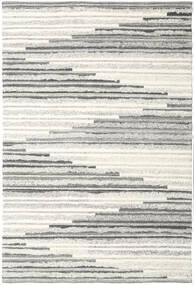 Zennia Tapete 200X300 Moderno Tecidos À Mão Bege Escuro/Cinzento Claro/Bege (Lã, Índia)