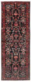 Aramnibaf Tapete 175X473 Oriental Feito A Mão Tapete Passadeira Preto/Vermelho Escuro (Lã, Pérsia/Irão)
