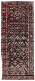 Sautchbulag 1920-1940 Tapete 230X620 Oriental Feito A Mão Tapete Passadeira Preto/Vermelho Escuro (Lã, Pérsia/Irão)
