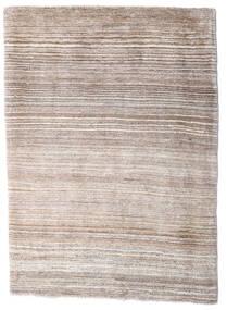 Loribaft Persa Tapete 80X120 Moderno Feito A Mão Cinzento Claro/Branco/Creme (Lã, Pérsia/Irão)