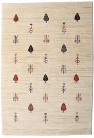 Loribaft Persa Tapete 104X151 Moderno Feito A Mão Bege/Cinzento Claro (Lã, Pérsia/Irão)