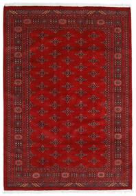 Paquistão Bucara 3Ply Tapete 169X240 Oriental Feito A Mão Castanho Alaranjado/Vermelho Escuro (Lã, Paquistão)