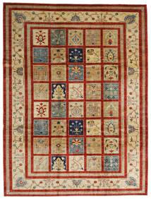 Ziegler Ariana Tapete 256X341 Oriental Feito A Mão Bege Escuro/Castanho Claro Grande (Lã, Afeganistão)
