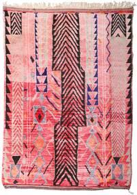 Berber Moroccan - Mid Atlas Tapete 213X300 Moderno Feito A Mão Luz Rosa/Rosa (Lã, Marrocos)
