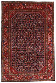 Lillian Tapete 233X345 Oriental Feito A Mão Vermelho Escuro/Castanho Escuro (Lã, Pérsia/Irão)