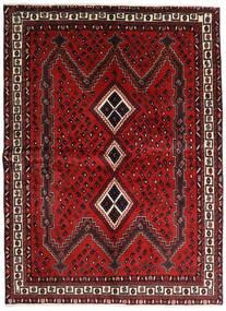 Afshar Tapete 154X212 Oriental Feito A Mão (Lã, Pérsia/Irão)