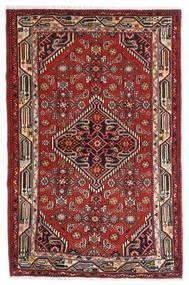 Asadabad Tapete 84X127 Oriental Feito A Mão (Lã, Pérsia/Irão)