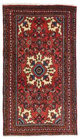 Asadabad Tapete 73X127 Oriental Feito A Mão (Lã, Pérsia/Irão)