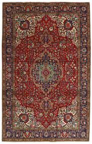 Tabriz Tapete 200X316 Oriental Feito A Mão (Lã, Pérsia/Irão)