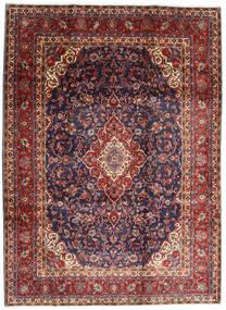Hamadã Shahrbaf Tapete 220X298 Oriental Feito A Mão Vermelho Escuro/Porpora Escuro (Lã, Pérsia/Irão)