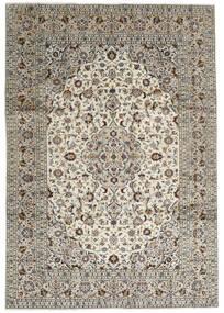 Kashan Tapete 246X352 Oriental Feito A Mão (Lã, Pérsia/Irão)