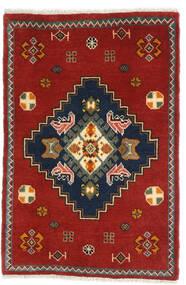 Ghashghai Tapete 60X87 Oriental Feito A Mão (Lã, Pérsia/Irão)