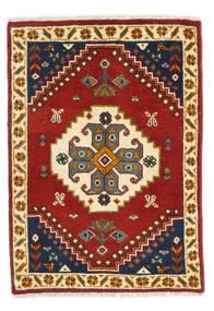 Ghashghai Tapete 60X84 Oriental Feito A Mão (Lã, Pérsia/Irão)