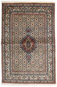 Moud Tapete 100X147 Oriental Feito A Mão (Lã/Seda, Pérsia/Irão)