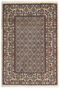 Moud Tapete 100X146 Oriental Feito A Mão (Lã/Seda, Pérsia/Irão)
