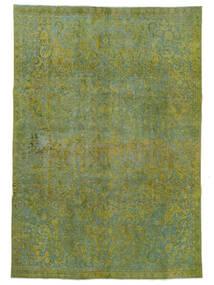 Vintage Heritage Tapete 232X331 Moderno Feito A Mão Verde Claro/Verde Azeitona (Lã, Pérsia/Irão)