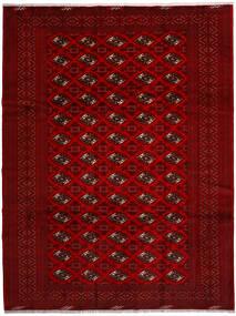 Turcomano Tapete 258X344 Oriental Feito A Mão Vermelho/Vermelho Escuro/Castanho Escuro Grande (Lã, Pérsia/Irão)