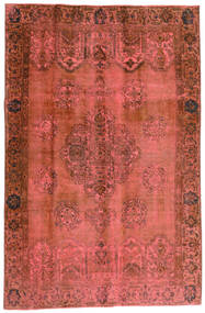 Vintage Heritage Tapete 186X283 Moderno Feito A Mão Vermelho Escuro/Vermelho (Lã, Pérsia/Irão)