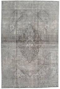 Vintage Heritage Tapete 194X290 Moderno Feito A Mão Cinzento Claro/Cinza Escuro (Lã, Pérsia/Irão)