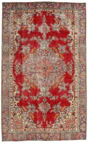 Vintage Heritage Tapete 185X298 Moderno Feito A Mão Castanho Alaranjado/Vermelho Escuro (Lã, Pérsia/Irão)
