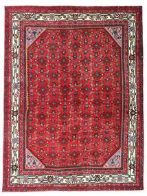 Hosseinabad Tapete 150X198 Oriental Feito A Mão Vermelho/Castanho Escuro (Lã, Pérsia/Irão)
