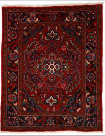 Lillian Tapete 164X205 Oriental Feito A Mão Vermelho Escuro/Vermelho (Lã, Pérsia/Irão)