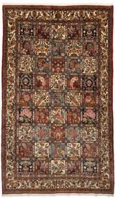 Bakhtiari Collectible Tapete 153X260 Oriental Feito A Mão Castanho Escuro/Vermelho Escuro (Lã, Pérsia/Irão)