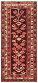Kilim Karabakh Tapete 132X303 Oriental Tecidos À Mão Tapete Passadeira Vermelho Escuro/Castanho Alaranjado (Lã, Azerbaijão/Rússia)