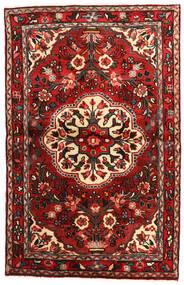 Mehraban Tapete 100X168 Oriental Feito A Mão Vermelho Escuro/Castanho Escuro (Lã, Pérsia/Irão)