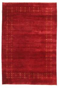 Gabbeh Loribaft Tapete 120X178 Moderno Feito A Mão Vermelho (Lã, Índia)