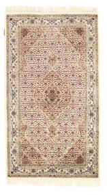 Tabriz Royal Tapete 94X164 Oriental Feito A Mão Bege/Castanho Claro ( Índia)