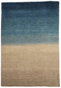 Gabbeh Indo Tapete 158X240 Moderno Feito A Mão (Lã, Índia)