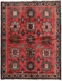 Ghashghai Assinado: Kadamali Year 1374 (1995) Tapete 167X213 Oriental Feito A Mão Preto/Castanho Escuro (Lã, Pérsia/Irão)