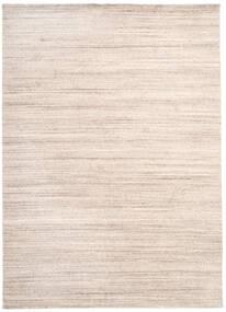 Mazic - Sand Tapete 210X290 Moderno Branco/Creme/Cinzento Claro (Lã, Índia)