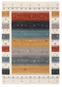 Loribaf Loom Designer - Multi Tapete 120X180 Moderno Bege/Castanho Escuro (Lã, Índia)