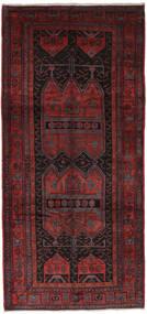Gholtogh Tapete 152X330 Oriental Feito A Mão Tapete Passadeira Preto/Vermelho Escuro (Lã, Pérsia/Irão)