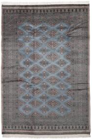 Paquistão Bucara 2Ply Tapete 170X250 Oriental Feito A Mão Preto/Cinza Escuro (Lã, Paquistão)