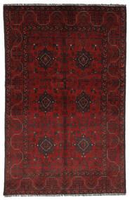 Afegão Khal Mohammadi Tapete 122X197 Oriental Feito A Mão Preto (Lã, Afeganistão)